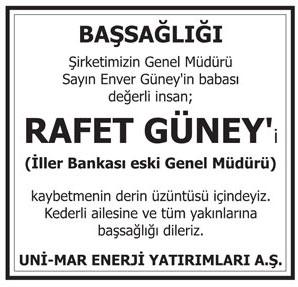 RAFET GÜNEY