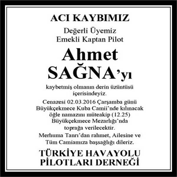Ahmet Sağna