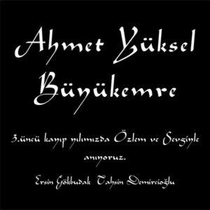 Ahmet Yüksel Büyükemre Sözcü Gazetesi Anma ilanı