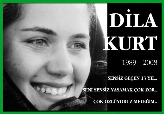 DİLA KURT 1989 - 2008 SENSİZ GEÇEN 13 YIL.. SENİ SENSİZ YAŞAMAK ÇOK ZOR.. ÇOK ÖZLÜYORUZ MELEĞİM..